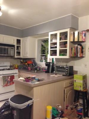 kitchen paint color advice | thriftyfun