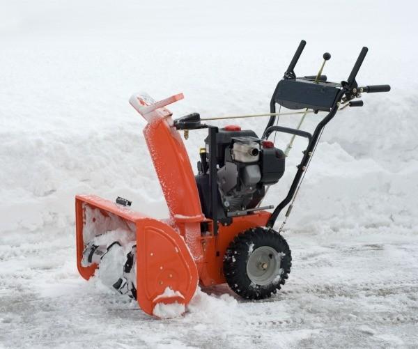 Snow Blower Found : Snow blower won t start thriftyfun