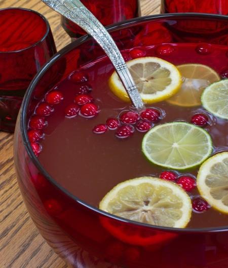 Christmas Punch Recipe — Dishmaps