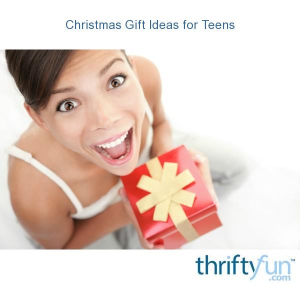 Cute gift ideas for teen girls