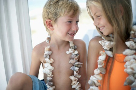 Kids Shell Jewelry