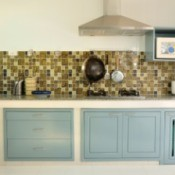 Tiled Kitchen Wall