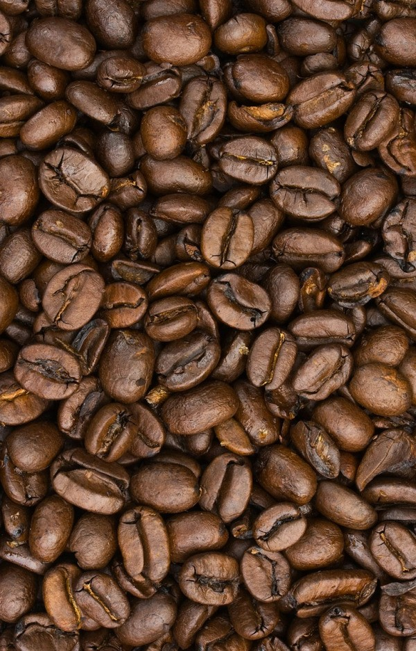 Stale Coffee Beans