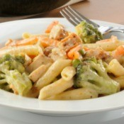 Chicken Broccoli Alfredo