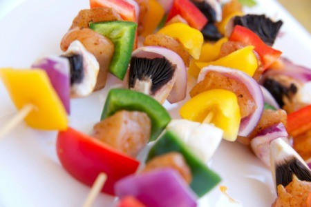 Kabobs for a Large Group
