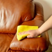 Cleaning a Leather Couch