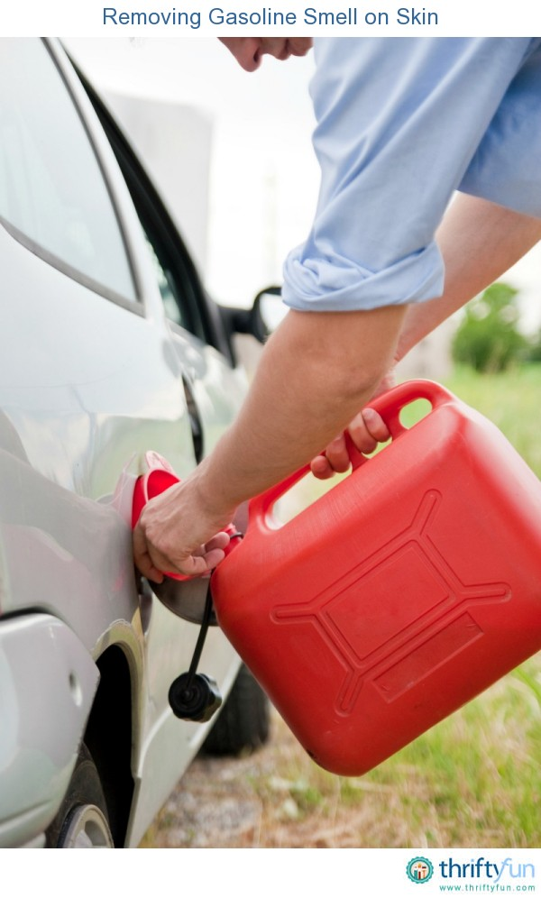 Thrifty Auto Sales >> Removing Gasoline Smell on Skin | ThriftyFun