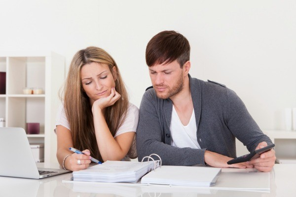 Couple worries About their Personal Debt