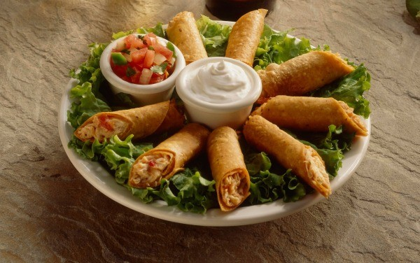 Finger Food Dinner Party Ideas