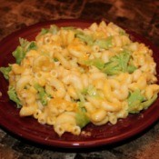 Souper Macaroni and Cheese