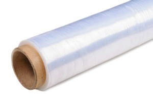 Roll of Plastic Wrap