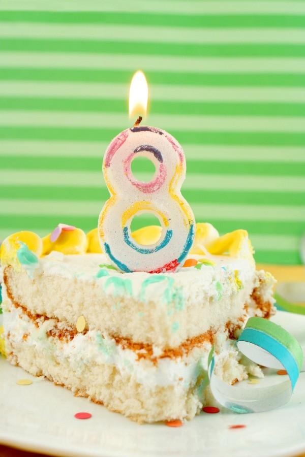 8th Birthday Party Ideas Thriftyfun