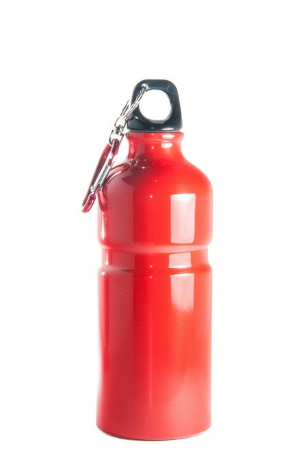 Red Stainless Steel Water Bottle