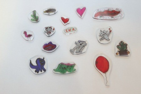 shrinky dinks