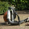 Gasoline Powered Leaf Blower