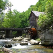 Old Mill (Babcock State Park, WV)