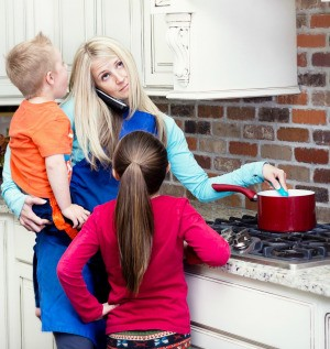 Tips for the Stay at Home Mom