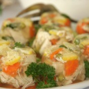 Chicken Gelatin Salad