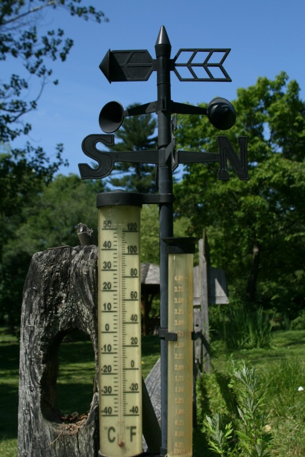 Garden Weather Station