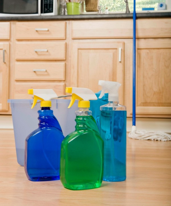 Cleaning Pet Urine Odors on Floors | ThriftyFun