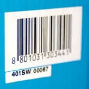 Codes on Food Packaging