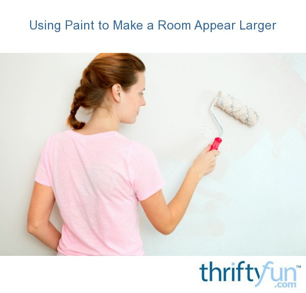 Using Paint To Make A Room Appear Larger Thriftyfun