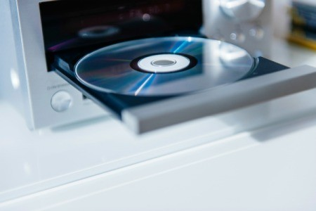 CD Player for Audio System