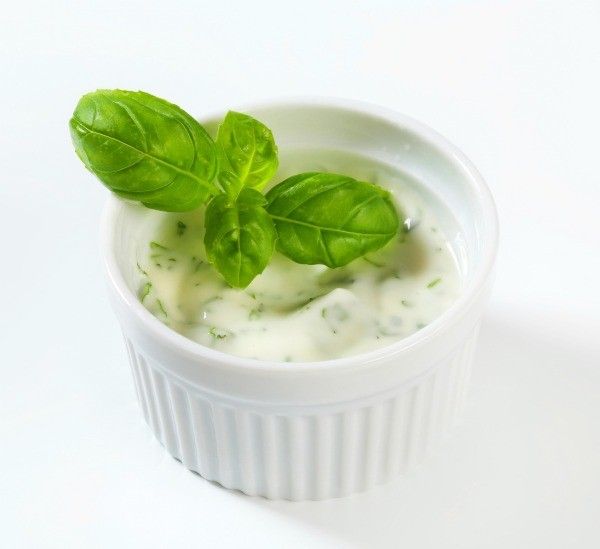 ... personal favorite. This page contains basil salad dressing recipes