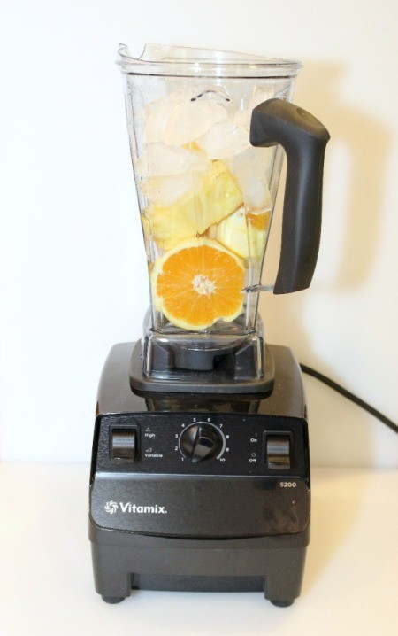 all ingredients in vitamix
