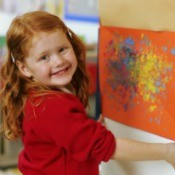 Painting Crafts for Kids