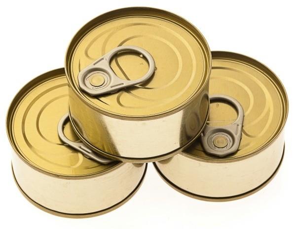 Tuna Fish Cans Crafts