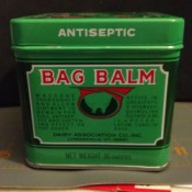 Bag Balm for Chapped Skin Relief