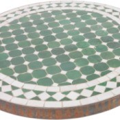 Mosaic Tile Tabletop
