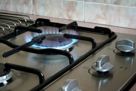 Stove Countertop Replacement : Replacing a Countertop Stove ThriftyFun