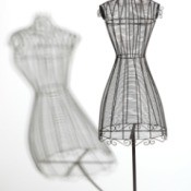 wire dress form