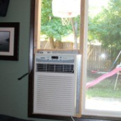 Install AC Unit Without Damaging Window