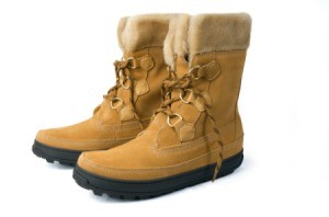 Woman's Winter Suede Boots