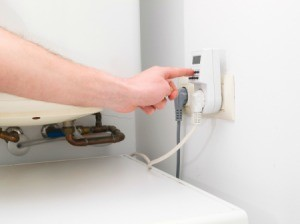 Using a Water Heater Timer