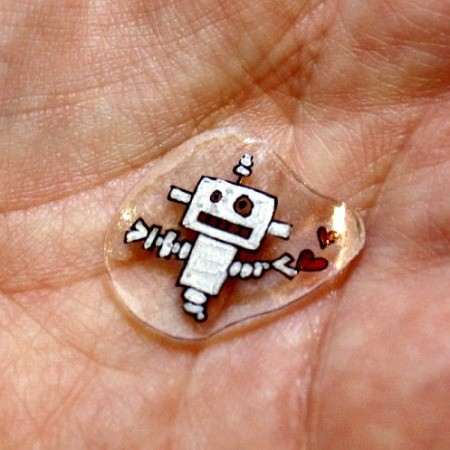 Designing Your Own Shrinky Dinks