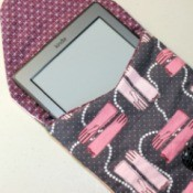 Padded Kindle Pouch