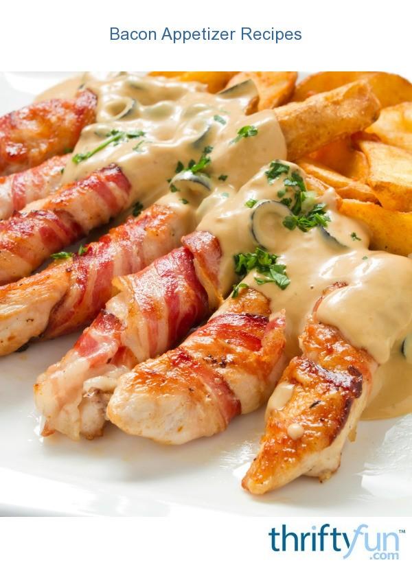Bacon Appetizer Recipes | ThriftyFun