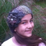 """Fantasia"" Winter Headband"