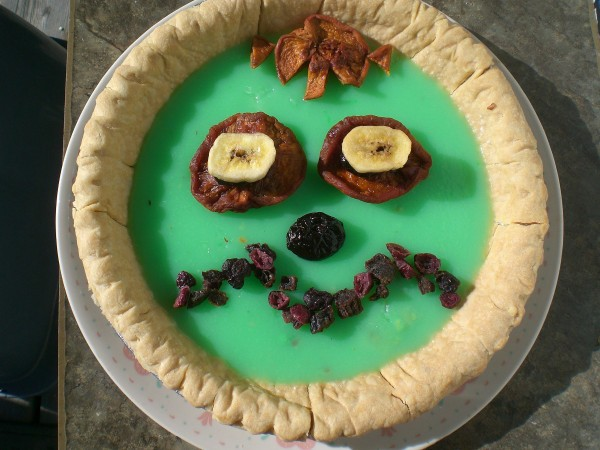 Easy Pistachio Pie Monster