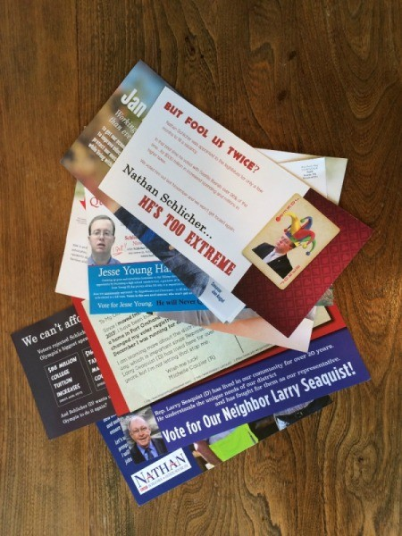 array of mailers