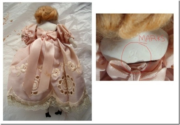 number on back of doll