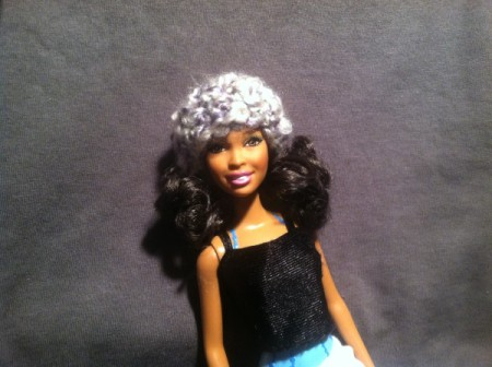Barbie's Snowbunny Hat