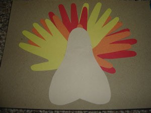 Turkey Body Feathers