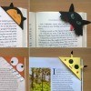 4 cute corner bookmarks