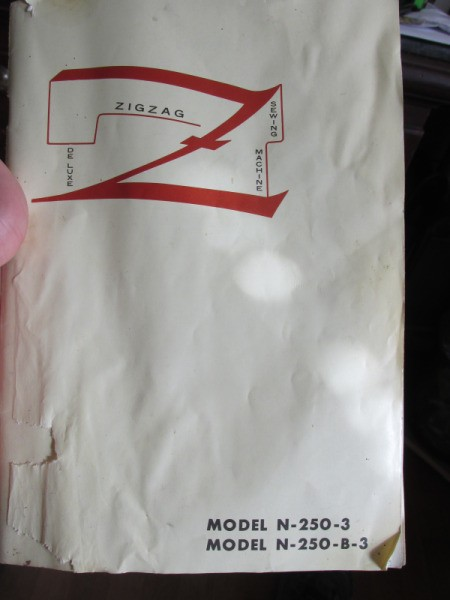 cover of manual