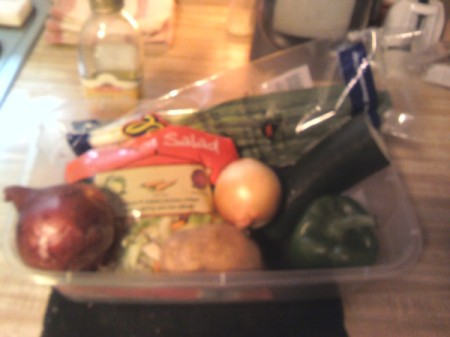 Storage Box Keeps Produce Fresher Longer